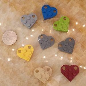 CRAFTY SUPPLIES! Lego Best Friends Hearts